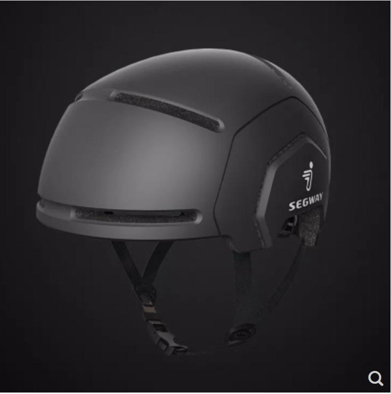 Original Ninebot Scooter Safety Helmet Adult Child Kid Adjustable Light Riding Helmet Riding Xiaomi Scooter Protection