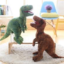 Big Size Tyrannosaurus Rex Plush Doll  Stuffed Dinosaur Toy Kids Toys Best Birthday Gift for Children Boys  12-30 Inches big tyrannosaurus