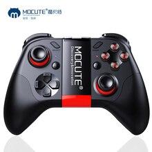 MOCUTE 054 Беспроводной Геймпад Bluetooth Gmae Контроллер Джойстик Для Android/iSO Телефоны Мини Геймпад Для Планшетных ПК VR box очки