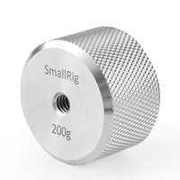 SmallRig lustrzanka cyfrowa wymienna przeciwwaga (200g) Moment równoważący dla DJI Ronin S i dla Zhiyun stabilizator gimbal 2285