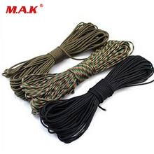 50ft New Paracord 550 Paracord Parachute Cord Lanyard Rope Mil Spec Type III 7 Strand Climbing