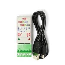 Adaptateur convertisseur 2 en 1 USB vers RS422 RS485 avec prise en charge CH340T 64b Win7 pour Linux G21