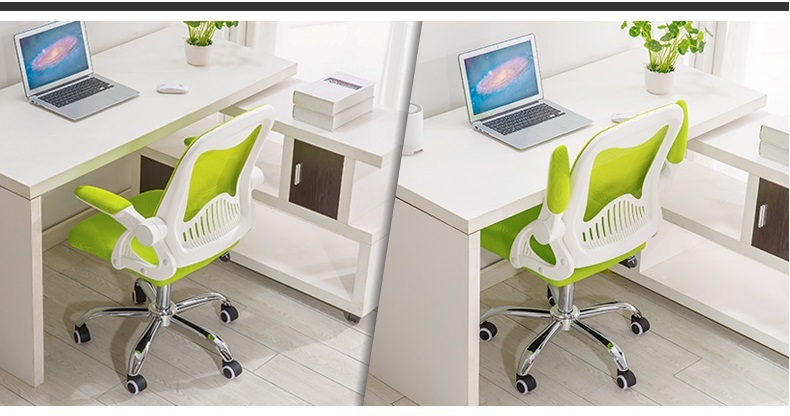 Europe Company Office Chair  Foldable armrest stool black green pink color furniture chair retail and wholesale free shipping europe and the united states popular hotel chair south africa fashion office stool free shipping