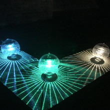 Solar Led Light for Garden Automatic Color Water Drift Lamp Magic Ball Lights Waterproof Night Landscape Decorative