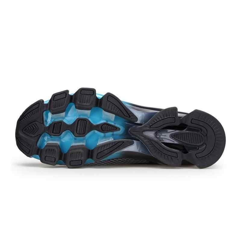 2018 Новое поступление, летняя дышащая мягкая мужская сетчатая обувь, светильник, для мужчин, кроссовки для взрослых, для прогулок, Повседневная Удобная мужская обувь