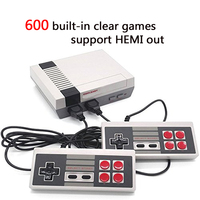 HDMI Out Retro Classic handheld game player Family TV video game console Childhood Built in 600 Games HDMI output mini Console