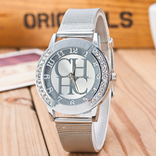 2018 High Quality Watch Women Quartz Watches Men Ladies Top Brand Luxury Stainless Steel Wrist Watch Girl Clock Relogio Feminino 1 pair men and women watch single quartz stainless steel wrist watches gift clock relogio feminino masculino relojes fe20