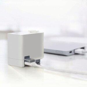 Image 5 - Автоматический кран Xiaomi Xiaoda, умный смеситель с инфракрасным датчиком, энергосберегающее устройство, кухонная насадка