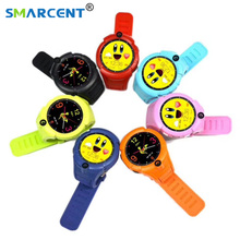 Smaecent Q360 Kids Smart Watches with Camera GPS Location Child Touch Screen smartwatch SOS Anti-Lost Monitor Tracker baby watch