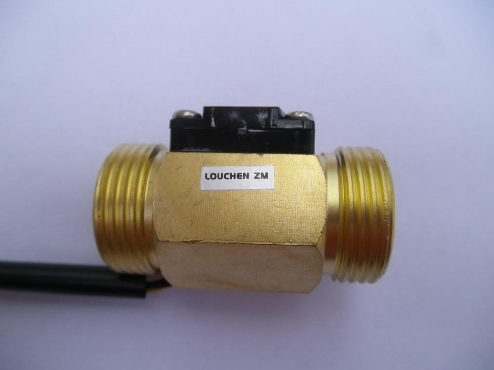 2vnt G1 / 2 vyriškas srieginis žalvario salės efekto vandens - Matavimo prietaisai - Nuotrauka 2