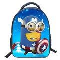 New Fashion Despicable Me Kids Cartoon Bags Children High Quality School Bag Child Backpack Boy Minions Schoolbag mochila BB47