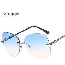 Fashion Brand Goggle Sunglasses Women HD UV400 Driving Mens Sun glasses For Women Female Design High quality Eyewear Ladies NEW