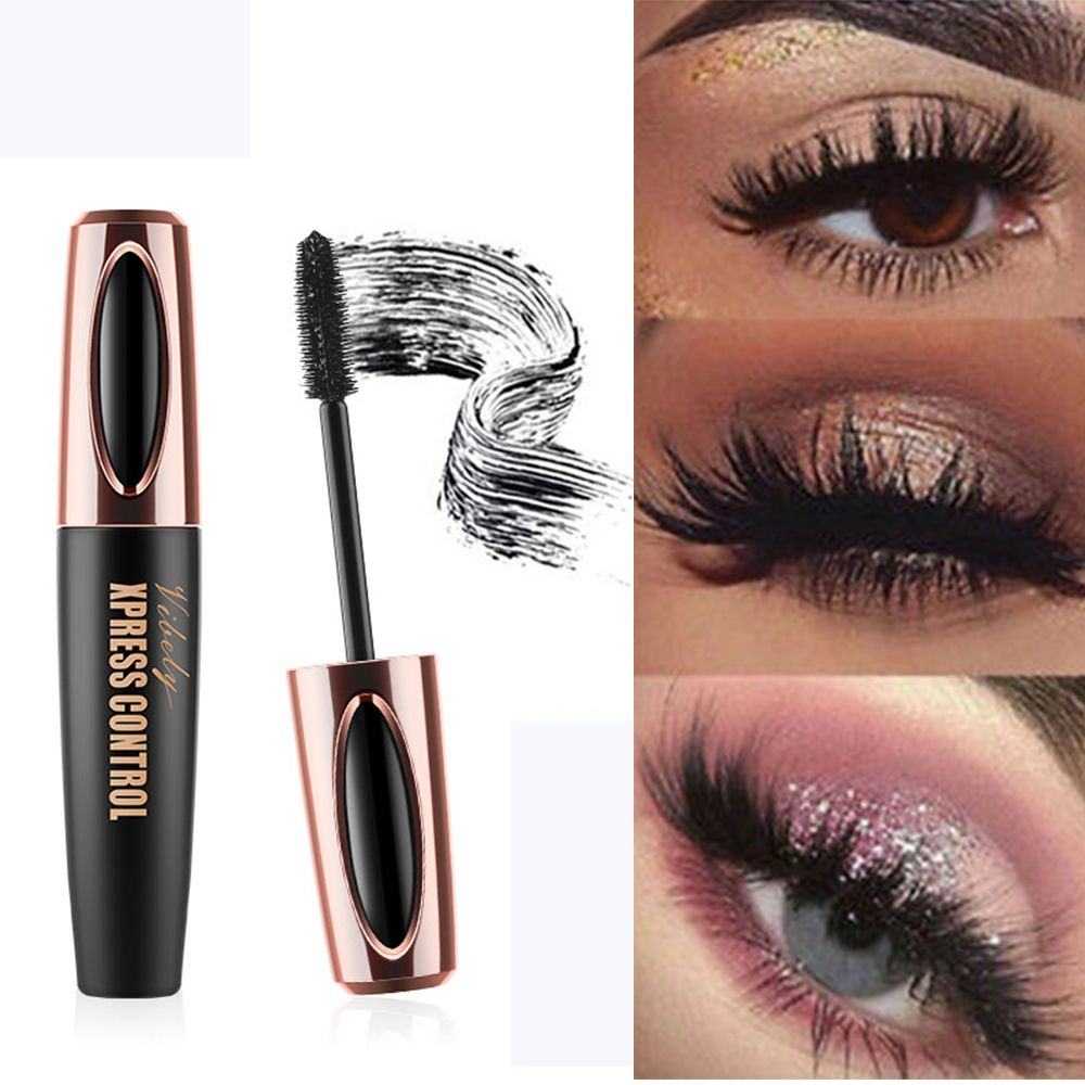 NEW Arrival 4D Brush Eyelash Mascara Special Edition Secret Xpress Control Women Cosmetics