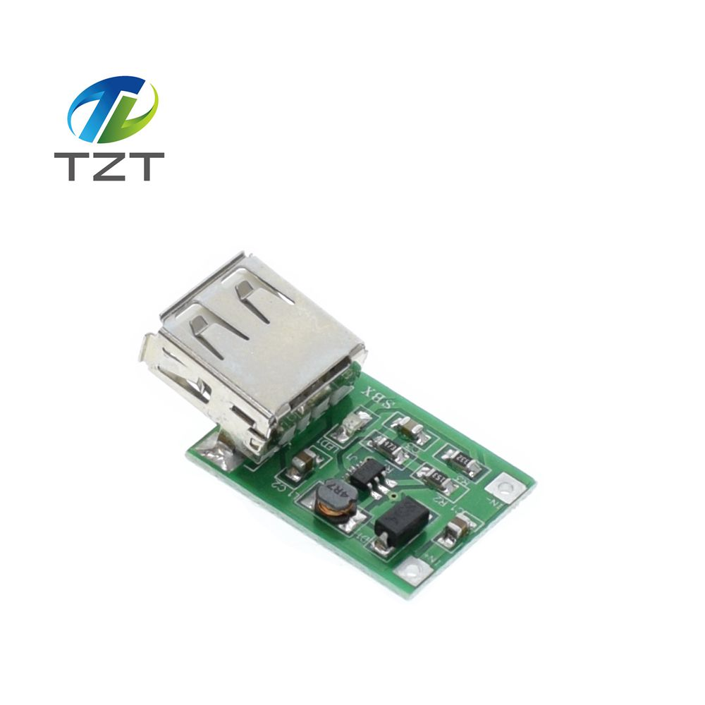 1PCS 0.9V ~ 5V to 5V 600MA USB Output charger step up Power Module Mini DC-DC Boost Converter