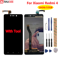 For Xiaomi Redmi 4 Pro LCD Display+Touch Screen Test Well New Digitizer Screen Glass Panel For Xiaomi Redmi 4 Pro Prime|redmi lcd|xiaomi display|display xiaomi -