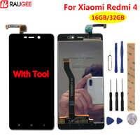 Pour Xiaomi Redmi 4 Pro écran LCD + écran tactile Test bien nouveau panneau de verre écran numériseur pour Xiaomi Redmi 4 Pro Prime