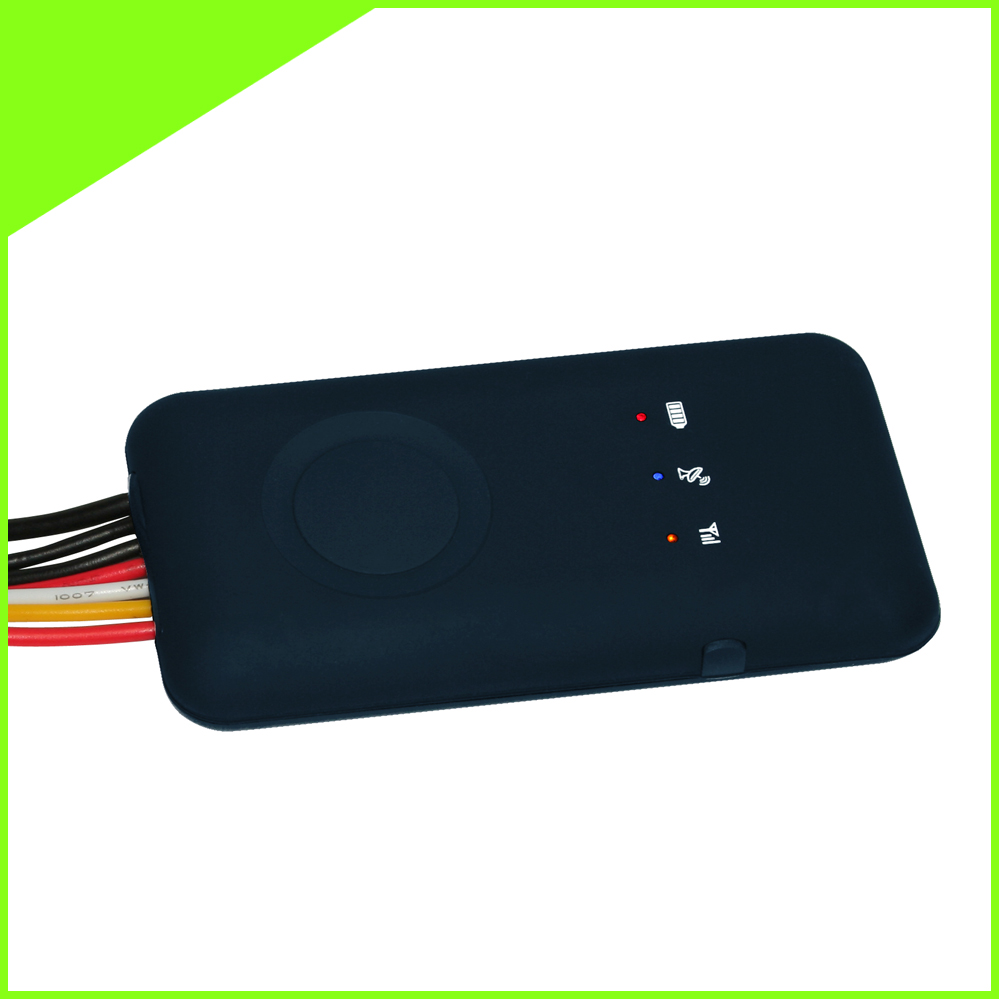 Anti Jammer Engine Immobilizer Gps Car Tracker Cctr-829 No Retail Box
