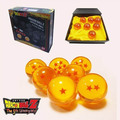 HOT Anime DragonBall Z 3.5CM Replica Crystal Ball Set of 7pcs with Gift Box Deluxe Collections Toy Gift