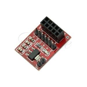 5 шт Новый гнездо адаптера совета Модуль для 10PIN NRF24L01 Беспроводной модуль