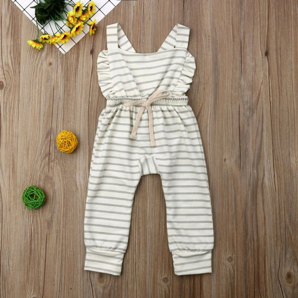 HTB1pWdpX21G3KVjSZFkq6yK4XXa2 Newborn Baby Clothes Backless Striped Ruffle Romper Overalls Jumpsuit Clothes Baby Girl Clothes Baby Girl Romper kid clothes