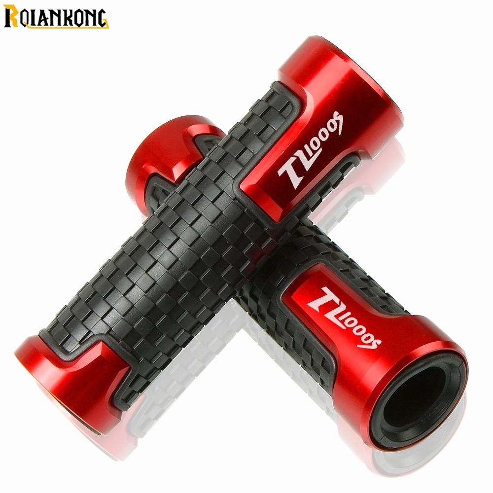Motorcycle Accessories Motorcycle Hand Grip Bar handlebar grips For <font><b>SUZUKI</b></font> TL1000S <font><b>TL</b></font> <font><b>1000S</b></font> 1991 1992 1993 1994 1995 1996 1997 image