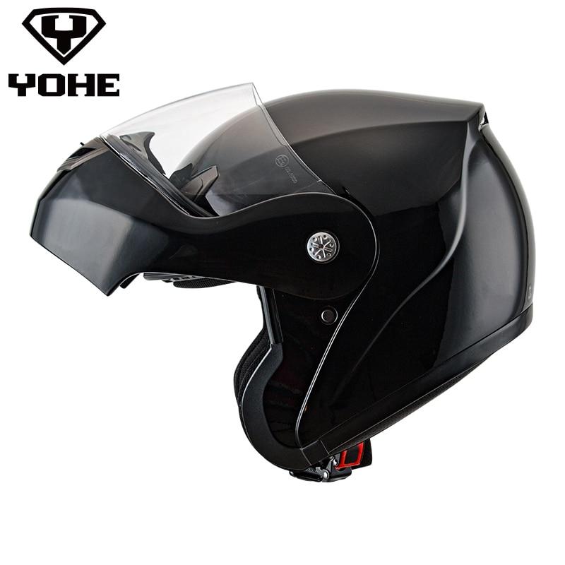 Casque moto yohe