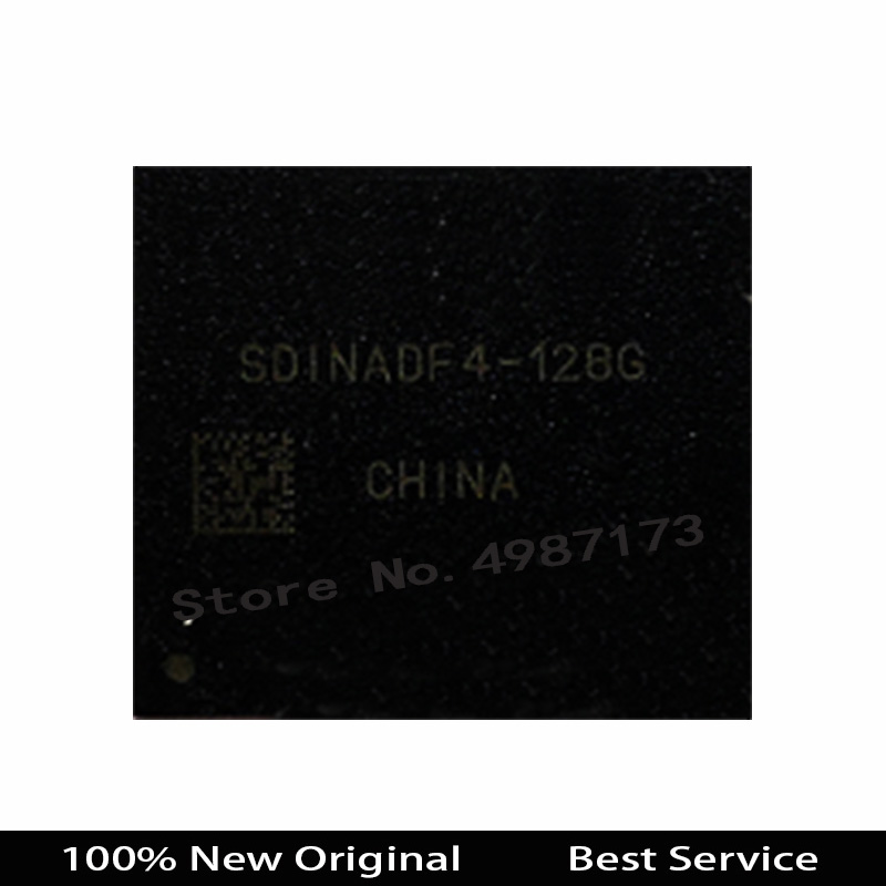 SDINADF4-128G 100% Original SDINADF4 128G BGA EMMC Memory Chip In Stock  Bigger Discount for the More QuantitySDINADF4-128G 100% Original SDINADF4 128G BGA EMMC Memory Chip In Stock  Bigger Discount for the More Quantity