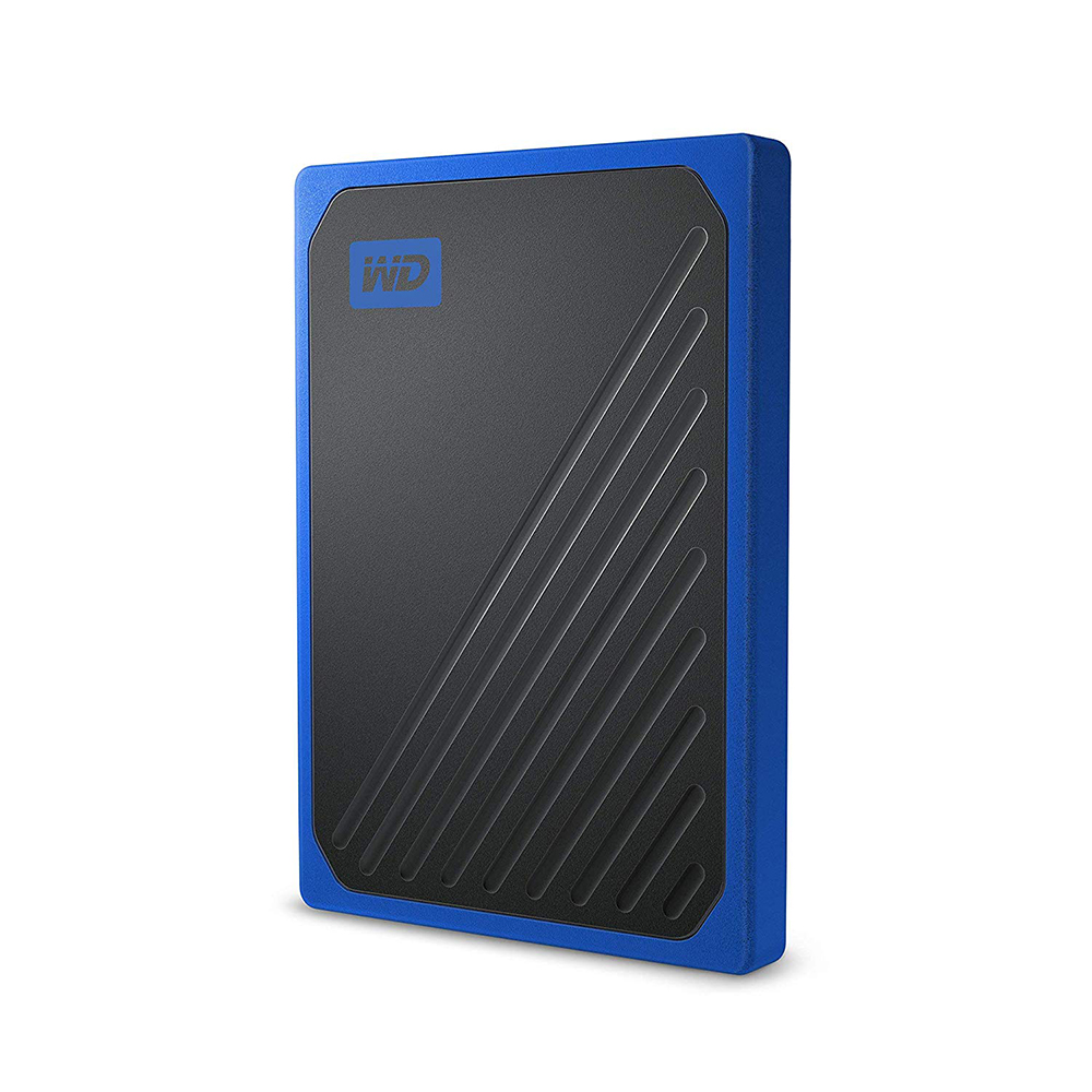 Western Digital My Passport Go 1TB <font><b>500GB</b></font> <font><b>SSD</b></font> Amber Portable External Storage USB 3.1 <font><b>WD</b></font> Solid State Drive Best Gift for Travel image
