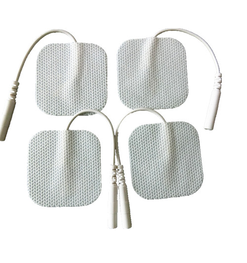 2017 Hot Sale TENS/EMS Therapy Massager Electode Patches 20Pairs/Pack Nonwoven Slimming Stimulator Acupuncture Machine Pads hot sale free shipping 50pairs pack nonwoven replacement silcone adhesive tens massager patches physiotherapy electrode pads