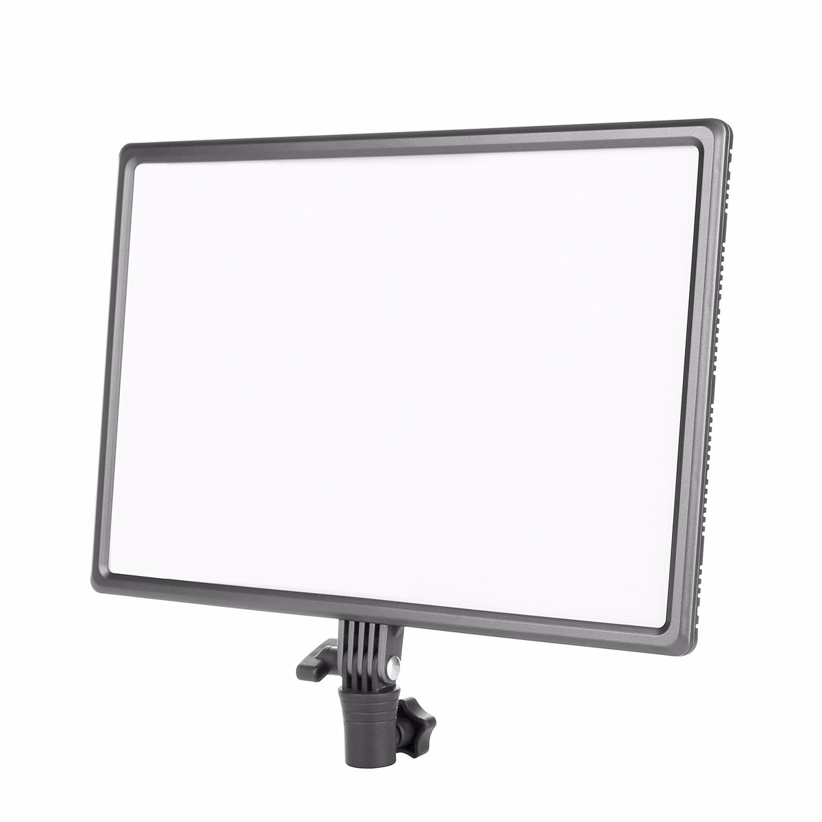 Nanguang CN-Luxpad43 Dimmable 3200K-5600K LED Led video light for Canon Panasonic Sony Samsung and Olympus DSLR Cameras