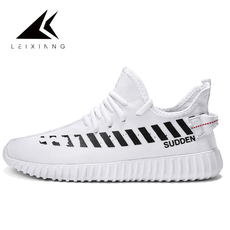Classic <font><b>350</b></font> Sneakers <font><b>Boost</b></font> Mesh <font><b>Shoe</b></font> Ultraboost Running <font><b>Shoes</b></font> Multicolor Shoelace Outdoor Sport Sneaker Chaussure Homme Original image