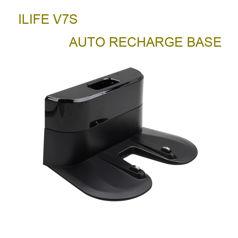 Original ILIFE V7S Docking Station Robot Vacuum Cleaner V7S Recharge Base 1 pc Supply from factory original robot lawn mower l600 auto recharge base 1 pc