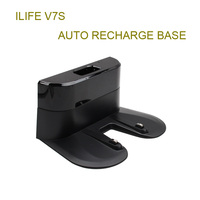 Original ILIFE V7S Docking Station Robot Vacuum Cleaner Auto Recharge Base 1 Pc From The Factory
