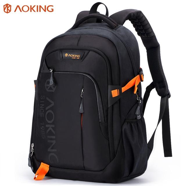 Aoking, Sac de voyage Orange orange