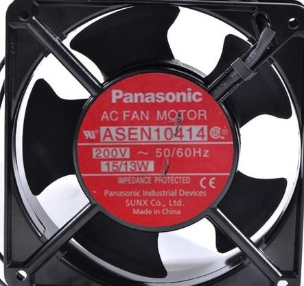 FAN      ASEN10414   12cm 12038 200V 15W 0.075A delta 12038 car booster fan violence server pfr1212dhe 12v 5 2a 12cm fan