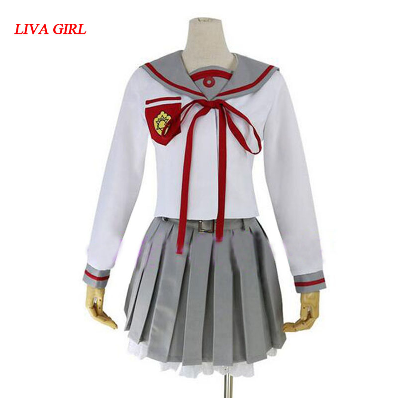 2017 Mahiru Hiiragi Cosplay Costume Seraph of the End Owari no Serafu Vampire Reign dress cosplay costume