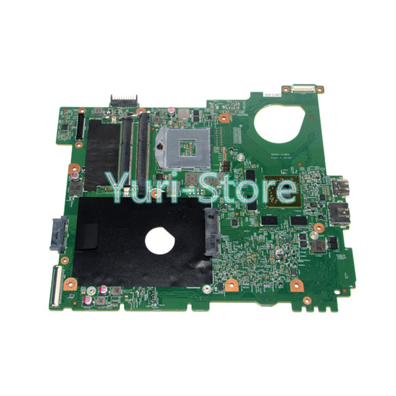 NOKOTION Laptop Motherboard For Dell inspiron N5110 CN-0J2WW8 0J2WW8 J2WW8 Main Board HM67 DDR3 GT525M 1GB цена