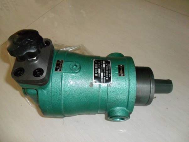 Hydraulic pump 5SCY14-1B axial plunger pump high pressure oil pump hydraulic pump quantitative axial plunger pump 5mcy14 1b high pressure excavator parts piston pump