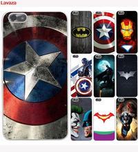 Lavaza Iron man batman Captain America Hard Case for Huawei P20 P10 P8 P9 Lite Plus 2016 2017 P20 Pro P smart 2019 Cover