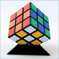 Professional Scrub sticker 3X3X3 Rainbow Magico Puzzle Speed Classic Magic Cube