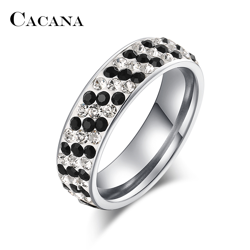 Cacana Stainless Steel Rings For Women Regular Pave. Pointed Oval Engagement Rings. Exceptional Engagement Rings. Blackest Night Rings. Flower Photography Engagement Rings. Baby Pink Wedding Rings. Box Wedding Rings. Mens Firefighter Wedding Wedding Rings. Witch Wedding Rings