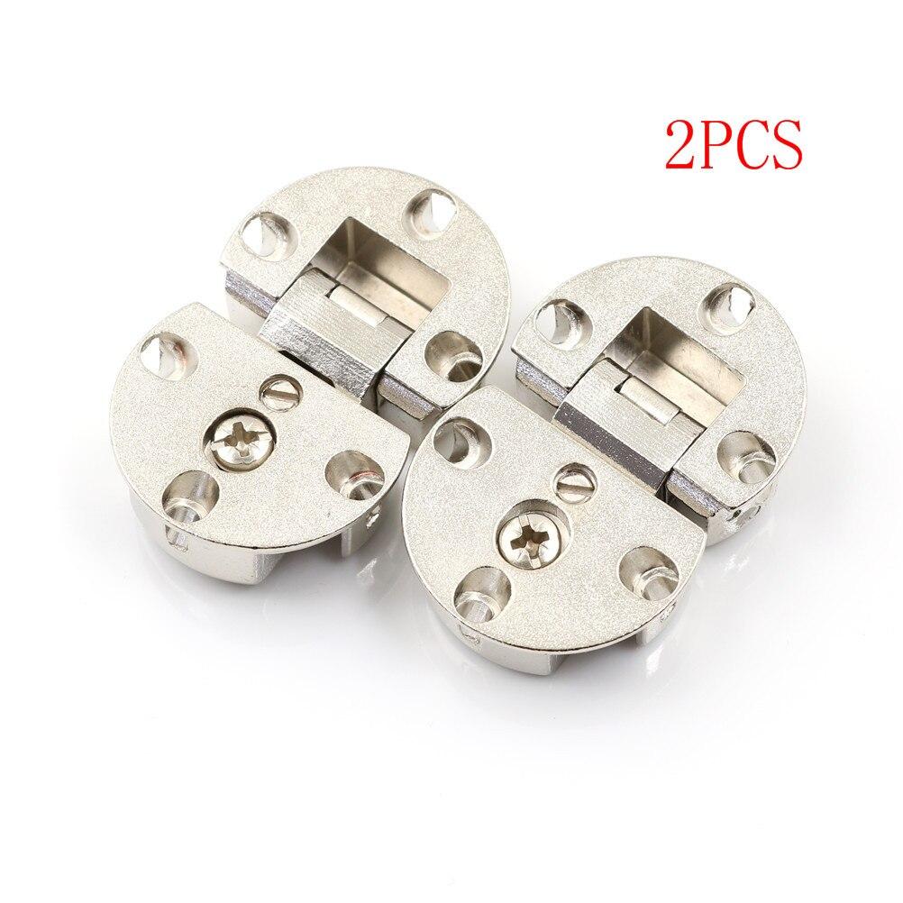 2 stücke Schrank tür klappe versteckte Scharniere micircle scharniere Möbel Hardware Hohe Qualität