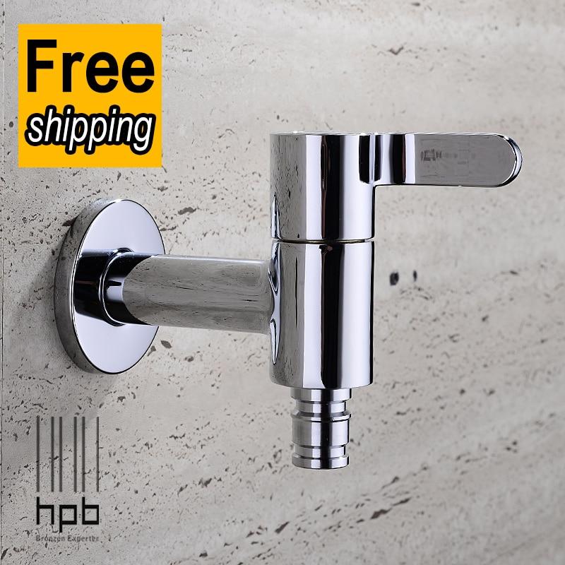 HPB Garden Faucet Decorative Outdoor Faucets Washing Machine ...