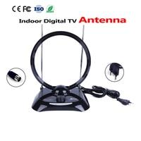 Indoor 900 mile High Gain HDTV Antenna Magnetic Circular Digital TV Antenna Radius HDTV Booster Satellite signal receiver Aerial