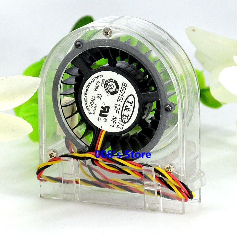Cooling Cooler Fan For ASUS X48P5E3 X48 P5E3 P5Q3 Server MOS Motherboard 48x48x13mm YD124515MB 0.15A / B6015L12F NF1 12V 0.08A
