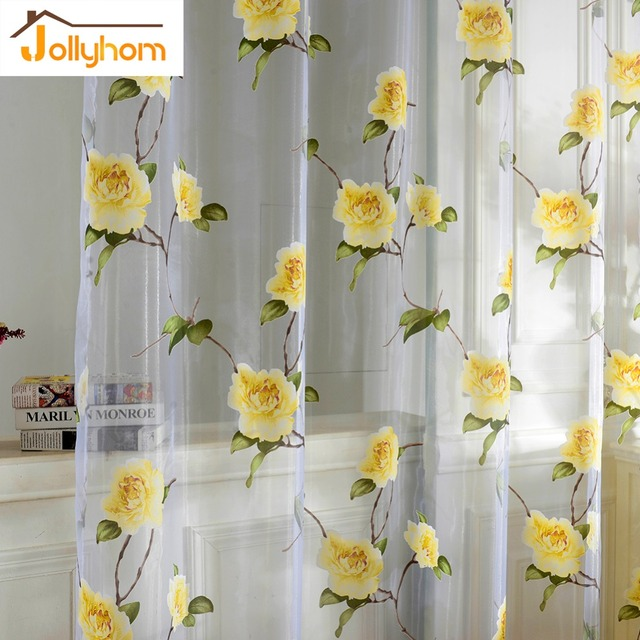 Curtains with yellow flowers the best curtain of 2018 yellow flowers shower curtains extra long curtain for mightylinksfo