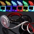 Impermeable IP65 Regulable 30/50/100/150/200 CM RGB LED Luz de Tira 5050 SMD Batería potencia USB TV Iluminación de Fondo