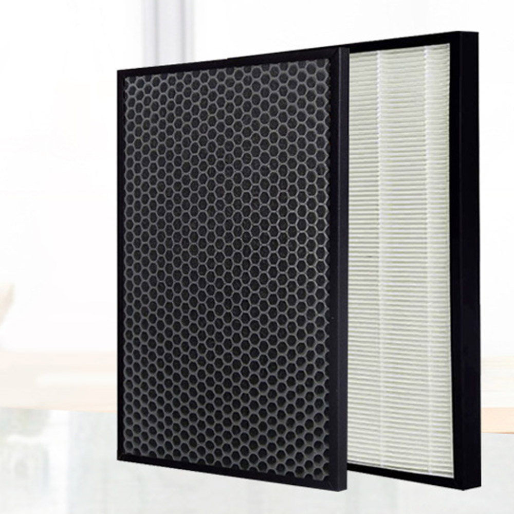 1set carbon HEPA Filter For Honeywell Air Purifier KJ300F-PAC1101W KJ300F-PAC1101G KJ300F-PAC2101S PAC35M2101T2 JAC35M2101W матрас laneve villaggio comfort star 120x200