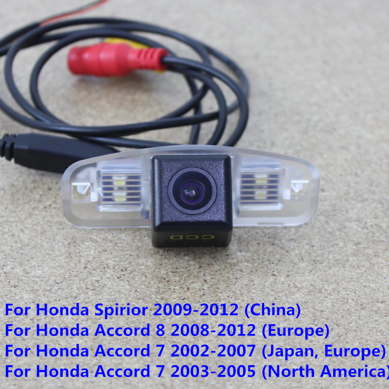 170 Degree CCD Car Rear View Reverse Backup Parking font b Camera b font For Honda