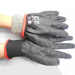 Image 4 -  30 градусов для рыбалки, термостойкие рабочие перчатки, для холодного хранения, антифриз, унисекс, одежда, ветрозащитная, низкая температура, для занятий спортом на открытом воздухе